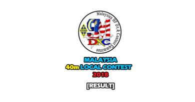 Result – MyC 2018