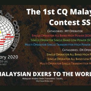 Malaysia DX Contest 2020