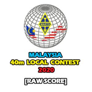 Raw Score – MyC 2020